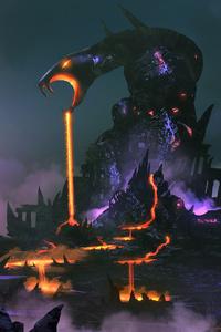Monster Lava