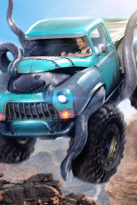 Monster Trucks 2017 Movie
