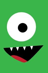 Monster University Movie Art