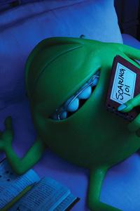 Monsters University Mike Wazowski 4k