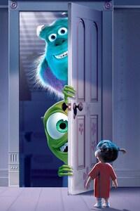 640x1136 Monsters University Movie