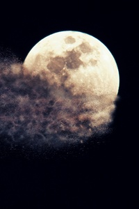 Moon Astronomy Planet Sky