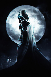750x1334 Moon Knight Batman Arkham Knight