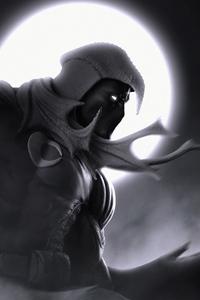 320x480 Moon Knight Covert Art