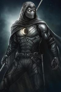 Moon Knight Fictional Superhero 4k