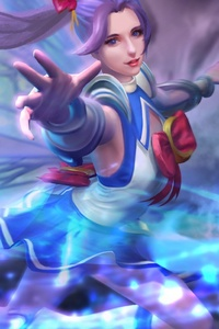 Moon Queen Heroes Of Newerth