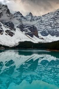 1080x2280 Moraine Canada Lake
