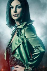 Morena Baccarin As Leslie Thompkins In Gotham Season 5