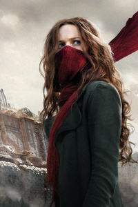 540x960 Mortal Engines 8k