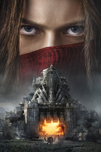 1080x2160 Mortal Engines Movie 8k