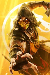 2160x3840 Mortal Kombat 11 4k