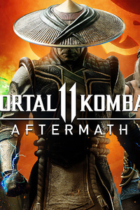 Mortal Kombat 11 Aftermath Game