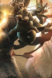 Mortal Kombat 11 Game Graphic Art 4k