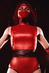 Mortal Kombat 11 Skarlet 4k