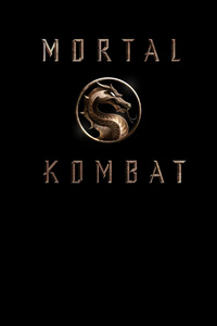 Mortal Kombat 2021 Movie Logo