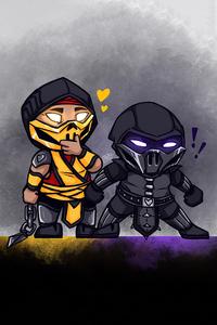 Mortal Kombat Chibi