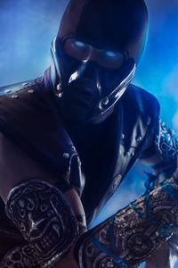 1080x1920 Mortal Kombat Cosplay