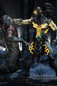 480x854 Mortal Kombat Kotal Scorpion