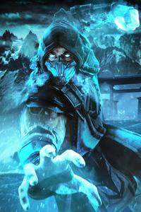 Mortal Kombat Sub Zero Fan Art