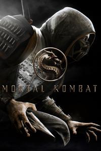 1242x2688 Mortal Kombat X Mkx 4k