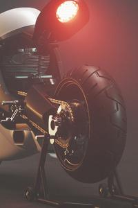 1125x2436 Moto Racer F Strom Cgi 4k