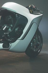 Moto Racer F Strom Cgi