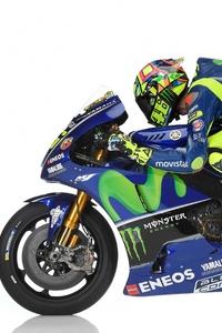 Motogp Valentino Rossi Yamaha YZR M1