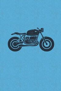 Motorcycle Minimalism