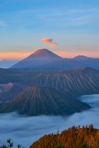Mount Bromo 4k