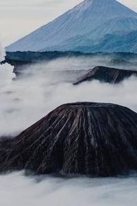 320x480 Mount Bromo East Java Indonesia