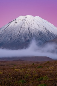 640x960 Mount Doom New Zealand 5k