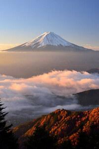 640x960 Mount Fuji HD