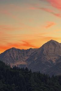Mountain Hills Sky 5k