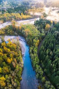 540x960 Mountain Loop Aerial View 4k