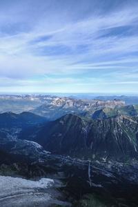 1440x2960 Mountain Ranges 4k 5k