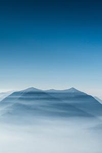 360x640 Mountain Ridge 5k