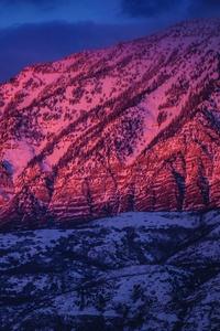 Mountain Sunset 5k