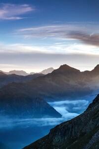 1080x2160 Mountains HD