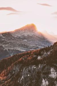 Mountains Landscape 4k