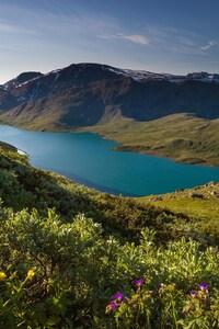 1080x1920 Mountains Norway