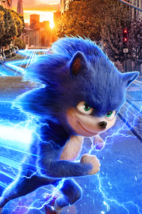 640x960 Movie Sonic The Hedgehog 2020