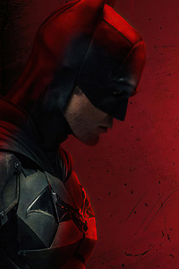 480x800 Movie The Batman 2021