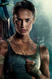 1280x2120 Movie Tomb Raider 5k