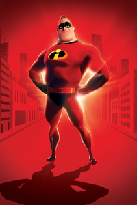Mr Incredible 4k
