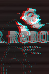Mr Robot Control Is An Illusion Art