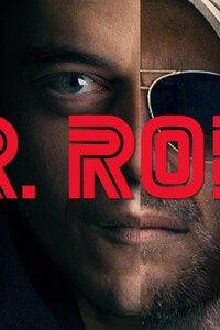 640x1136 Mr Robot Full HD Poster