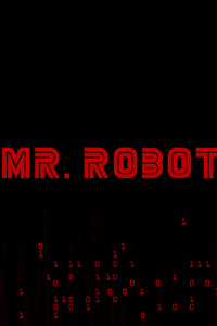 Mr Robot Logo 4k 2018