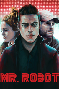 Mr Robot Season 4 Fan Poster
