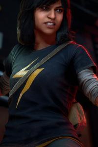 Ms Marvel Marvels Avengers