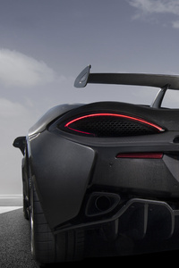 MSO McLaren 570S Coupe High Downforce Kit 2019 8k